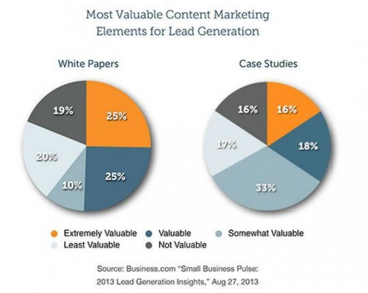 White Paper Vs Case Studies
