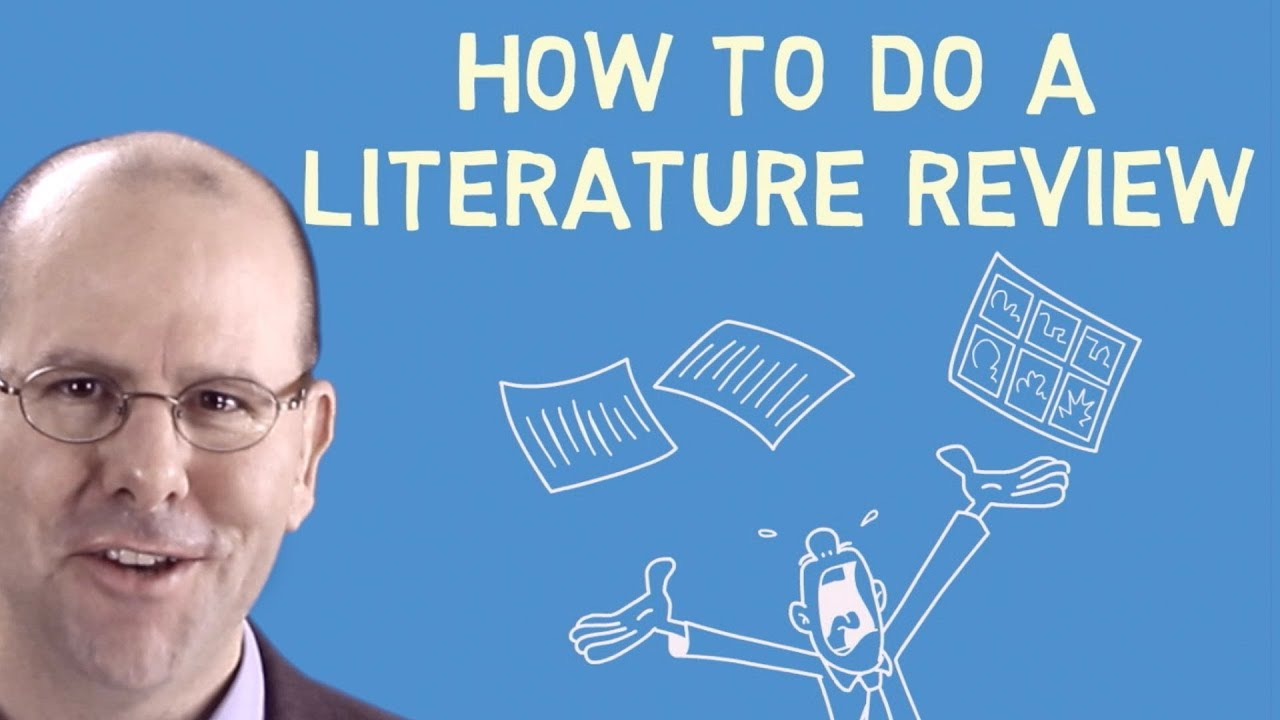 How to do literature review