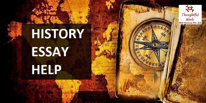 History Essay Help