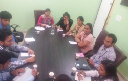 Meeting at GD Room - Thoughtful Minds